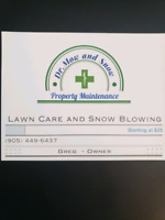 Dr. Mow and Snow Property Maintenance