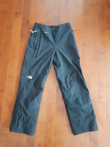North Face Snow pants, barely used. Womens Large