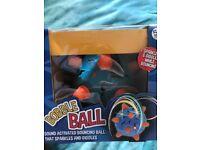 Bobble ball toy