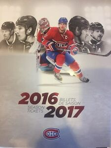 Montreal Canadian tickets on sale half a season
