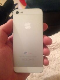 iPhone 5 on EE very good condition