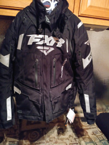 Fxr snowmobile motorcycle suit size xlarge