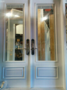 Back Sliding Garden Door French Patio  supplier and installer