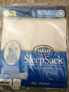 Pink Halo Sleep Sack Fleece