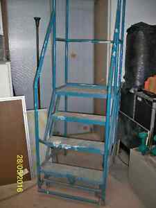 PORTABLE STAIRCASE LADDER London Ontario image 1