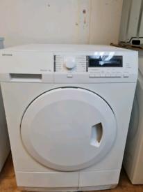 John lewis heat pump tumble dryer condenser 7kg capacity white