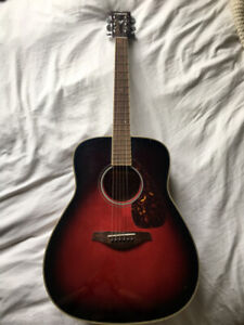 Yamaha Steel String Acoustic Guitar - Perfect Condition