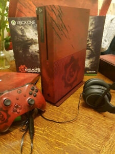 Gears of War 2TB XBOX ONE S - Limited Edition Console