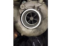 R33 gtst skyline turbo and manifold. Rb25det