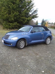 2007 Chrysler PT Cruiser Convertible