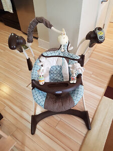 Graco Baby Swing - excellent used condition