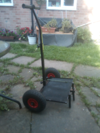 Fox fishing trolley all extendable