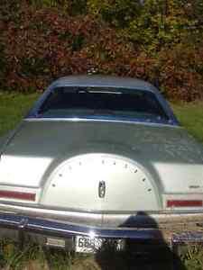 Lincoln classic Mark V