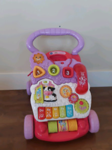 Vtech 'sit to stand' walker