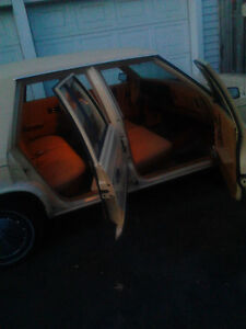 1985 Plymouth reliant 4 cylinder 4 London Ontario image 5