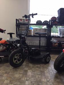 Tricycle Zappy 48V