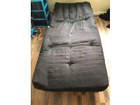 Single futon (kids size I think)