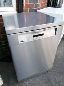 ➡️➡️STAINLESS STEEL MIELE G1252SC FULL SIZE DISHWASHER RRP £1055!!