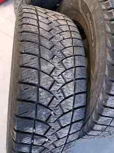 Good year ultra grip winter tires