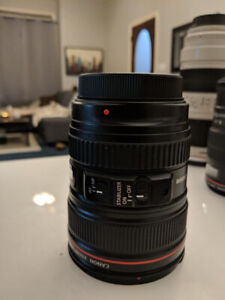 Canon 24-105mm, f/4 L IS USM