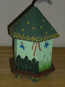 Birdhouses ... Indoor or Outdoor ... NEW ... never used ... Cambridge Kitchener Area image 2