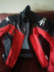 Kawasaki ZX bikers jacket Peterborough Peterborough Area image 2