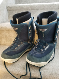 Sims Snowboarding Boots