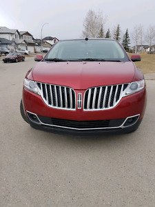 2013 Lincoln mkx 63 kms