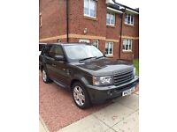 Range Rover sport TD HSE £11,750 ono