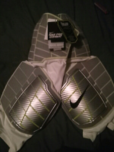 Nike Pro Combat Hyperstrong Hard Plate Football Shorts,Mens L