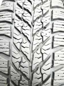Great and Rarely use Winter Tires 22565R16