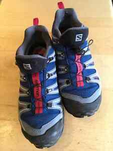 Salomon contragrip running shoes