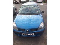 2004 Clio