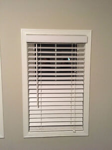 Window Blinds - Various Sizes - Excellent Condition