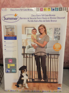 Summer Security Gate for Baby/ Pet