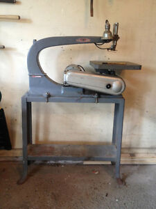 Industrial Scroll Saw Cornwall Ontario image 1