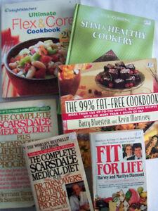 Diet Cookbooks Peterborough Peterborough Area image 1