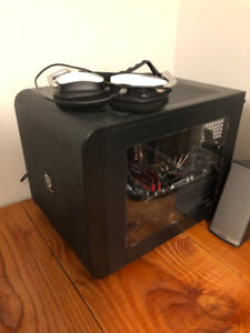 Gaming PC Computer - Fast and Lots of Storage, amazing graphics