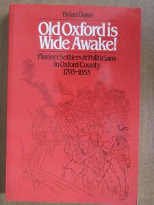Old Oxford Is Wide Awake! by Brian Dawe