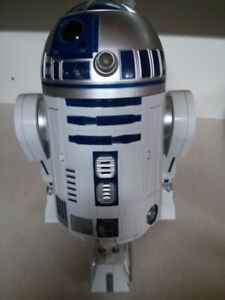 """2002 Hasbro Star Wars 16"""" R2-D2 voice activated Interactive"""