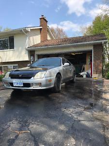 2001 Honda Prelude Coupe (2 door)