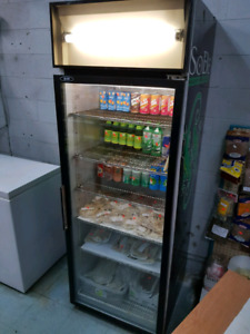 Convenient Store Equipment and Refrigerators For Sale