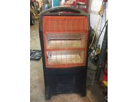 Rhino industrial heater