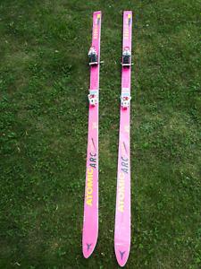 Vintage 205 Skis