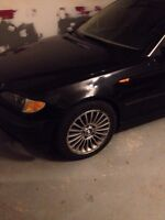 2002 BMW 330i FOR PARTS OR WHOLE