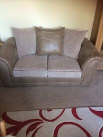 6 month old 3 + 2 seater sofas