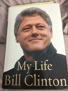 Bill Clinton My Life, Rare Signed Copy