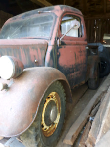1950 Ford Thames truck