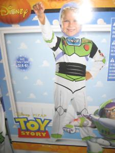 Disney Toy Story BUZZ LIGHTYEAR Costume Child's