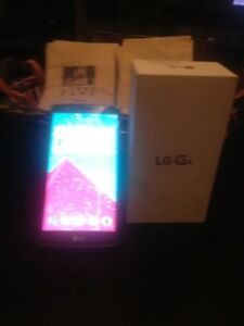 Samsung Phone  LGG4 Used very little extra cover ,ready to go